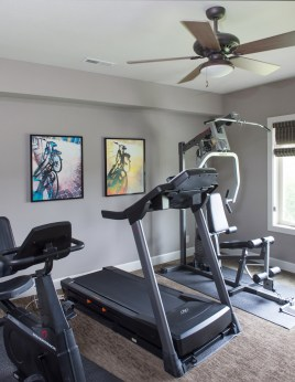 Exercise Room Design