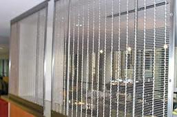 metal mesh curtain kinlian decorative