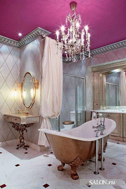 حمام 15 ديكورات حمامات في غاية الأناقة