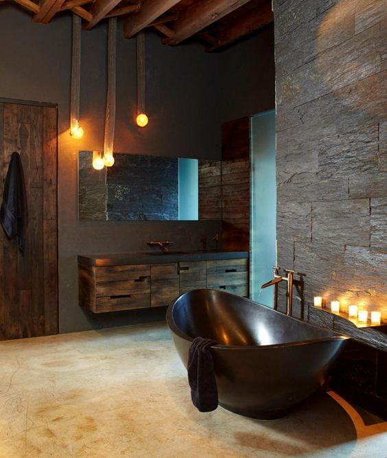 ديكورات حمامات غاية الأناقة