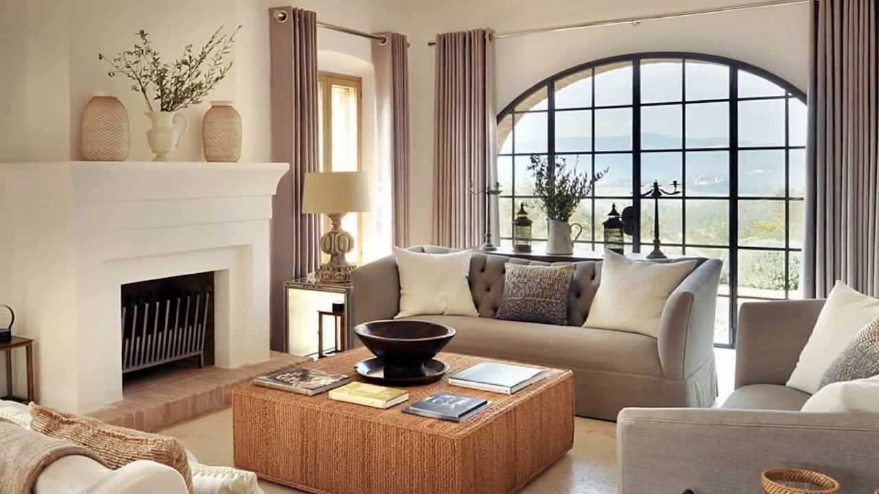 4 Living Rooms With Beautiful Windows - All Things Decor on Beautiful Room Pics  id=89588