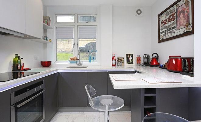 Trendy Kitchen Designs 2017