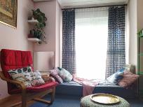 limpiar el sofá y los cojines - limpieza de primavera