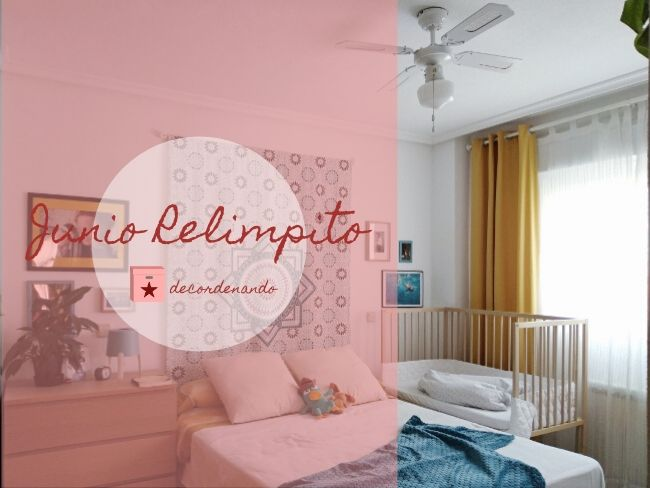 limpiar ventiladores y lugares altos en el dormitorio - junio relimpito - decordenando