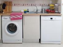 mi cocina tras limpiar las encimeras y los frentes de muebles y electrodomésticos - limpieza de primavera - junio relimpito