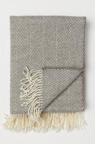 H&M - manta de lana