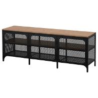 mueble de TV estilo industrial