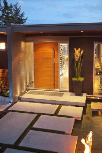 40 Caladas Residenciais Modernas Modelos E Fotos