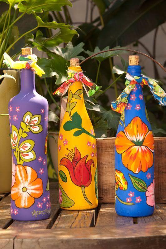 Especial Festa Junina u2013 Dia 3 Enfeites mzdecoracoes com br -> Decoração De São João Com Material Reciclado