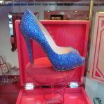 Louboutin – Fashionable Feet or Closet Art