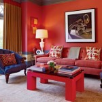 The Recipe For Using Big Bold Colors In The Home