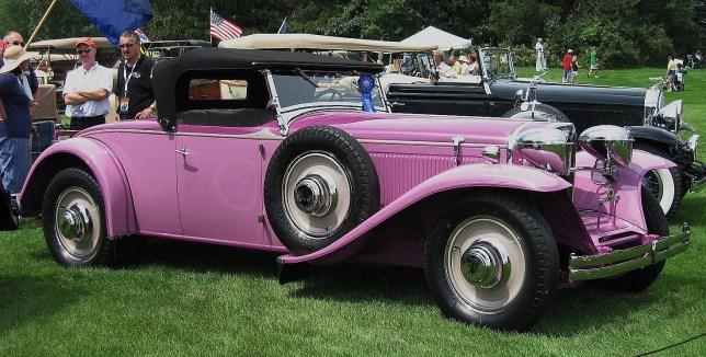 The Pink Ruxton