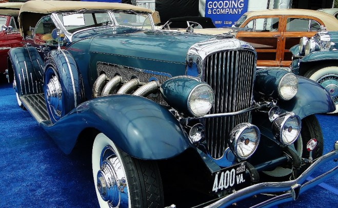 Great 1920 S Cars From The Gatsby Era