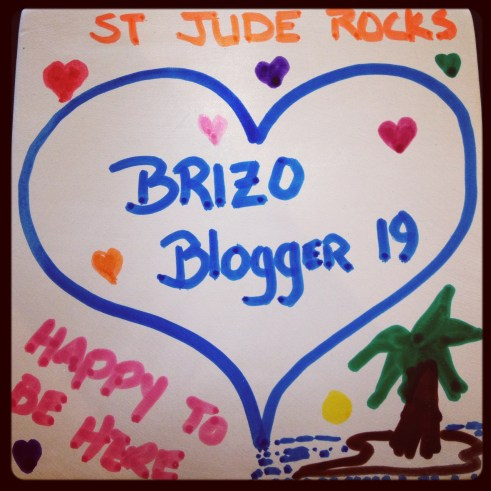 Blogger 19 visits St Jude