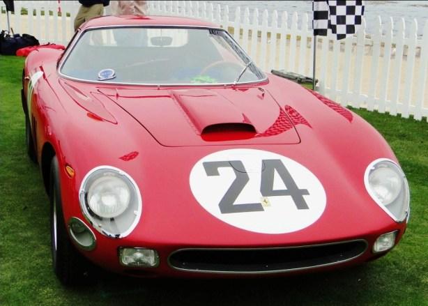 1964 Ferrari 250 GTO 64 Scaglietti Berlinetta