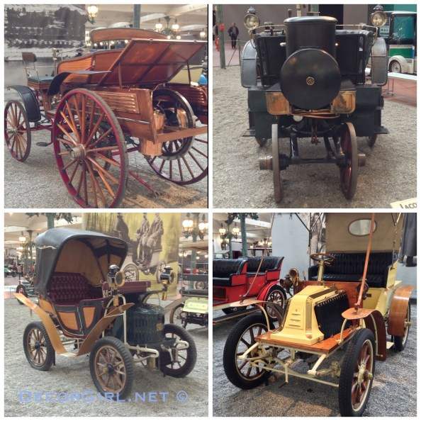 Oldest Cars from Mulhouse