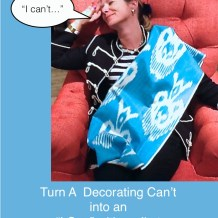 Turn a Decorating Can't into a Can