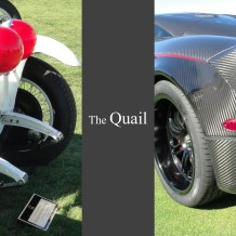The Quail - A Motorsports Gathering