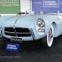 1954 Pegaso Z-102 Cabriolet