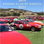 Rare Ferraris From FCA 2015 Annual Meet