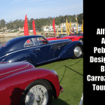 The Alfas Designed By Carrozzeria Touring
