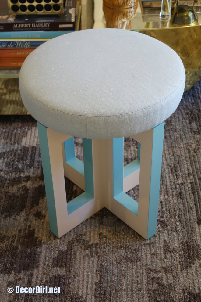 Stool from Claremont Furnishings