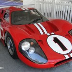Winning Ford GT40s Will Rule Pebble Beach In August