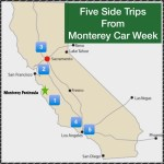 Top 5 Extra Side Trips From Monterey Car Week