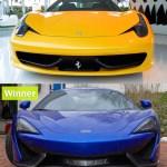 Why My First Ferrari Is A McLaren