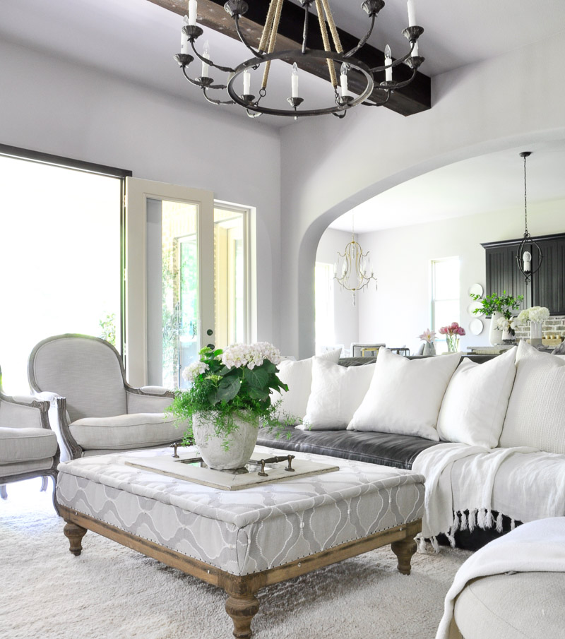 How to Decorate an Open Concept Living Area - Decor Gold ... on Beautiful Room Decoration  id=68112