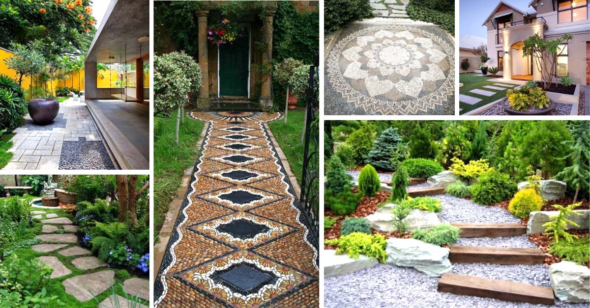 15 Garden Decorating Ideas With Rocks And Stones | Decor ... on Rock Decorating Ideas  id=12969