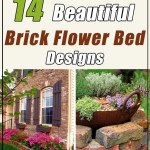 14 Brick Flower Bed Design Ideas You Can Replicate Instantly Decor Home Ideas