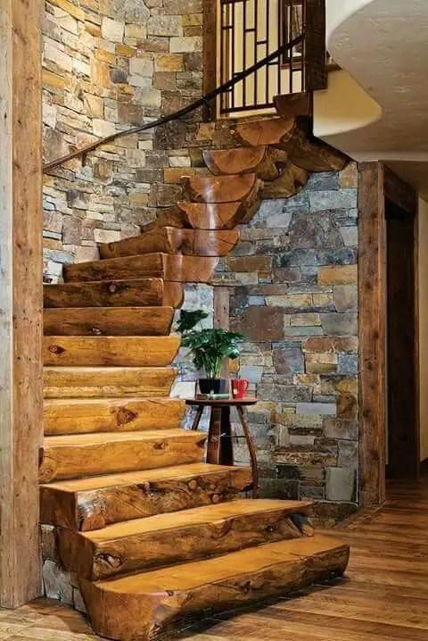 Cầu thang mộc mạc # cầu thang # cầu thang # cầu thang # cầu thang #decorhomeideas