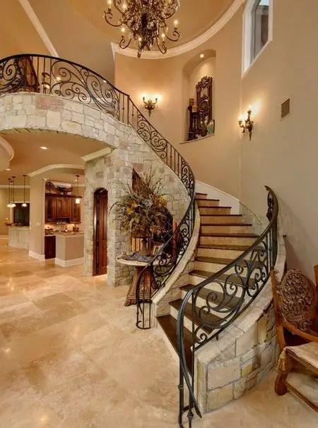 Ý tưởng cầu thang bằng đá # cầu thang # cầu thang # cầu thang # cầu thang #decorhomeideas