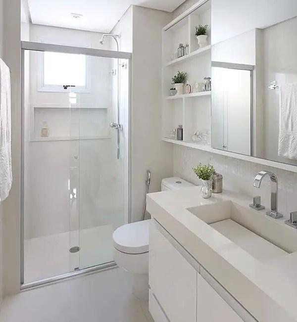 Phòng tắm hẹp có vòi hoa sen không cửa ngăn # phòng tắm # phòng tắm chung cư # phòng tắm hẹp #decorhomeideas