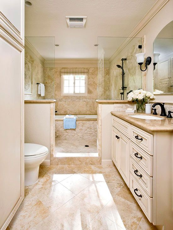 Thiết kế phòng tắm hẹp truyền thống # phòng tắm # phòng tắm # phòng tắm #decorhomeideas