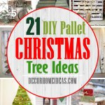 21 Diy Pallet Christmas Tree Ideas You Can Add To Your Holiday Decorations Decor Home Ideas