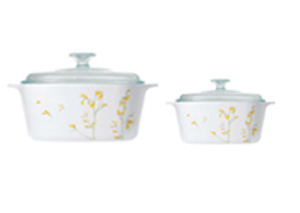 CorningWare 4pc Casserole Kobe Set A-152-KE