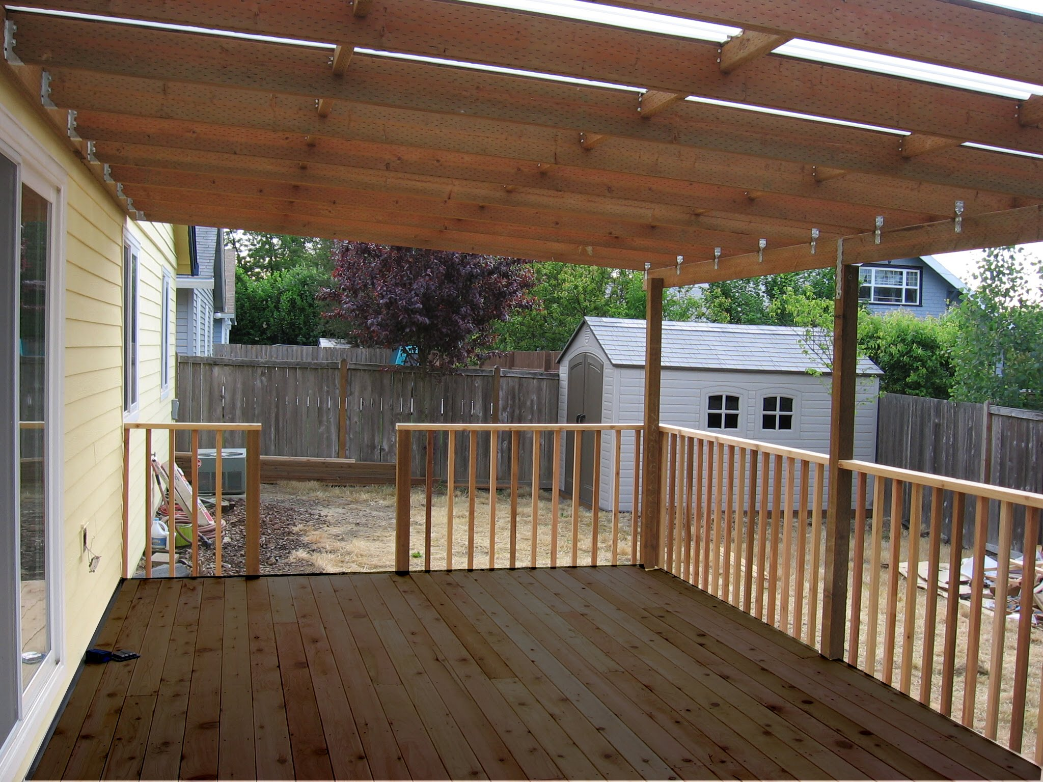 all about deck coverings you need to