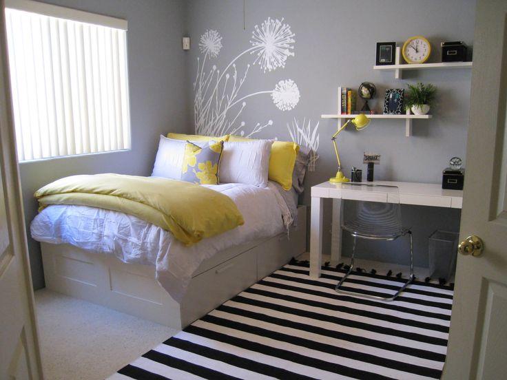 A Brief Summary Of Small Bedroom Decorating Ideas Decorifusta