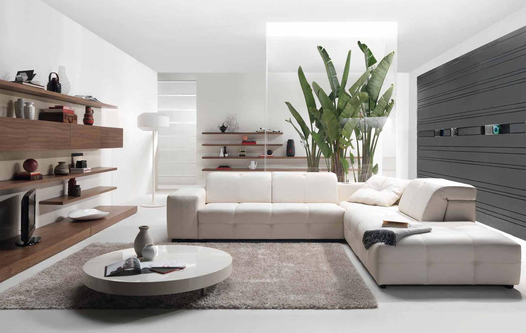 7 Modern Decorating Style Must-Haves - Decorilla on Minimalist Living Room Design  id=71531
