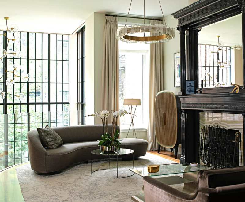 Top interior design firms in nyc for Famous interior designers nyc