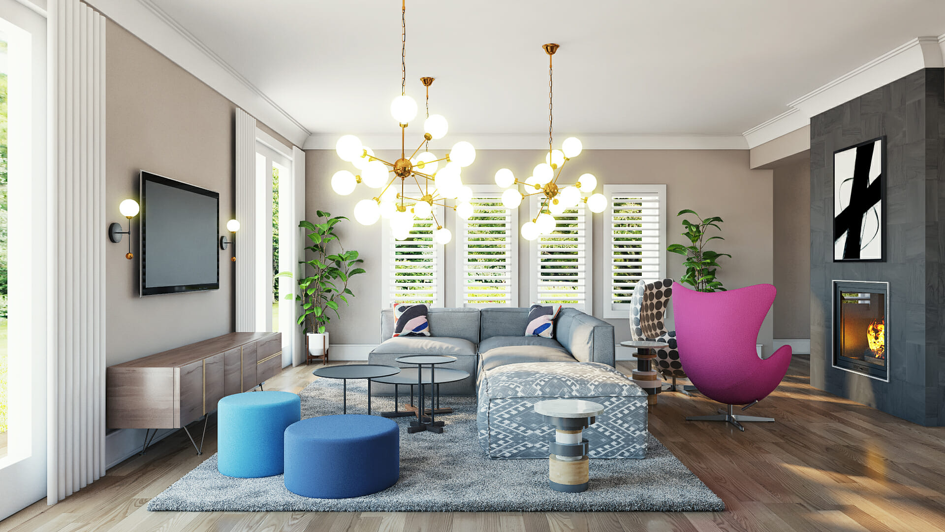 8 Spring Decorating Trends to Make Your Interior Design ... on Trendy Room  id=94107