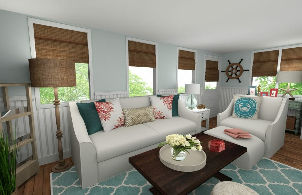 Living Style Room Beach Sets