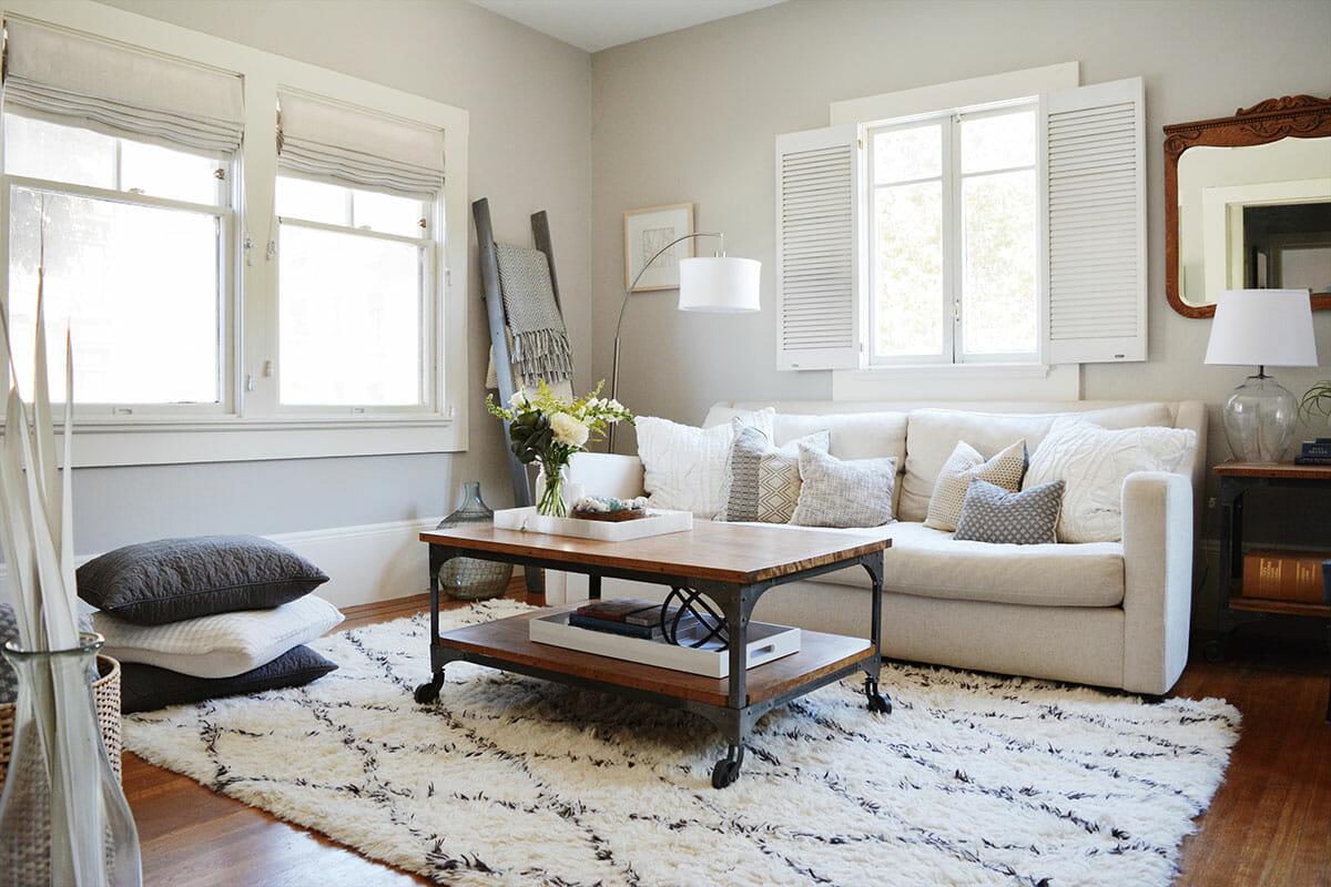 7 Best Tips for Creating Cottage Interior Design | Decorilla on Modern House Ideas Interior  id=87486