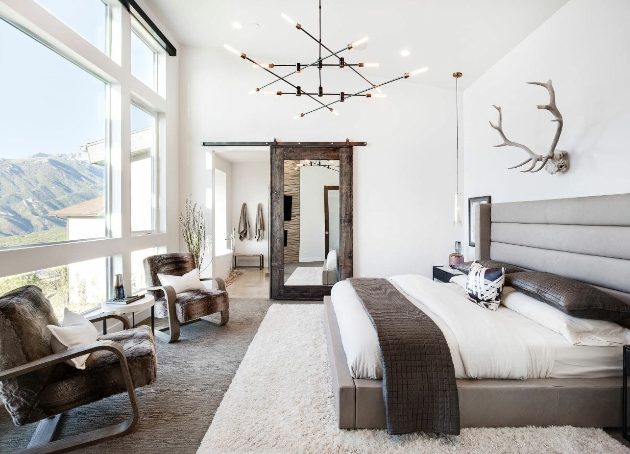 Modern Rustic Interior Design: 7 Best Tips To Create Your ... on Rustic Traditional Decor  id=57254