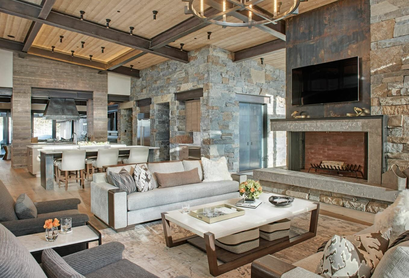 Modern Rustic Interior Design: 7 Best Tips To Create Your ... on Rustic Traditional Decor  id=14432