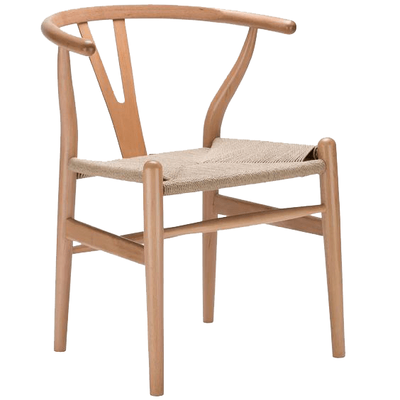 We work with one aim in mind: Dayanara Solid Wood Slat Back Dining Chair   Natural, Set ...
