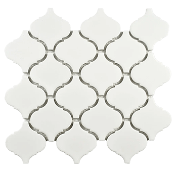 affinity tile victorian lantern 10 x 11 arabesque baroque mosaic floor and wall tile textured tile visual sold by carton 14 53 sf carton