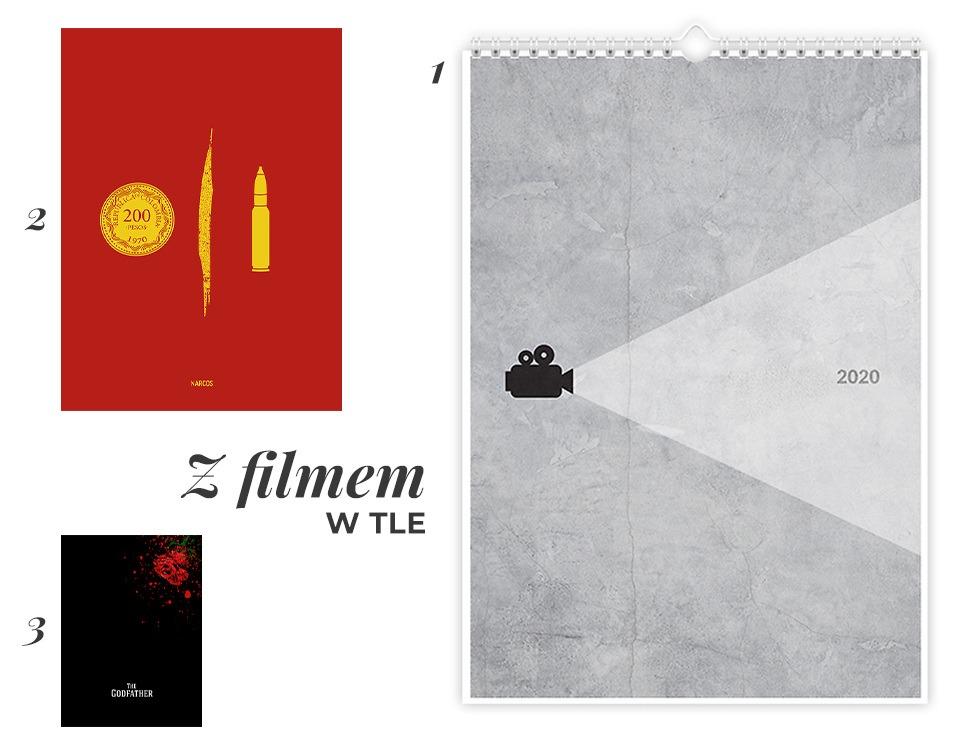 Pomysły na prezent w formie dekoracji na ściany z motywem filmowym
